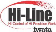 Aérographe Iwata Hi-Line Serie